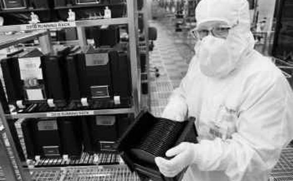 Chip maker Freescale