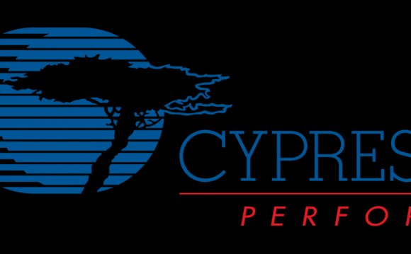 Cypress semiconductor logo