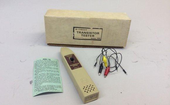 Transistor Tester - Tests