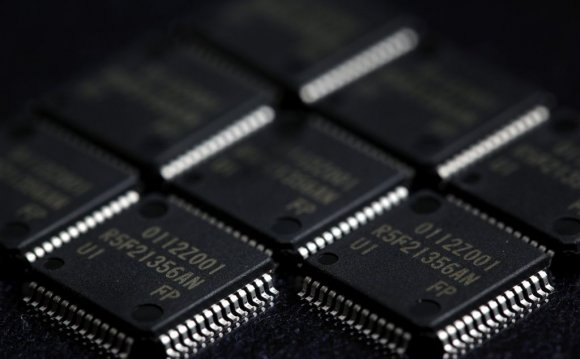 Microchip To Buy Atmel in