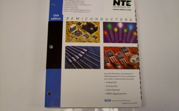 NTE SEMICONDUCTOR CROSS