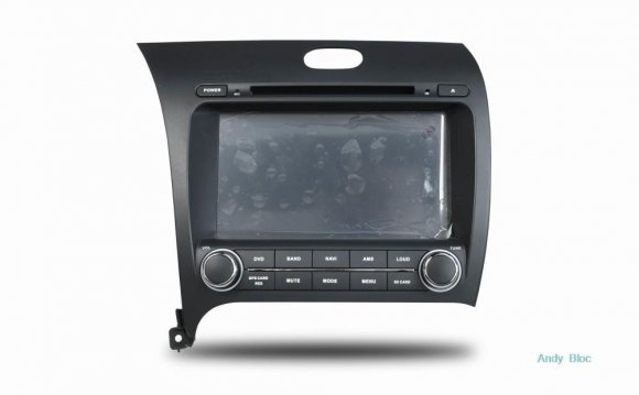 2 din 8 inch car dvd player
