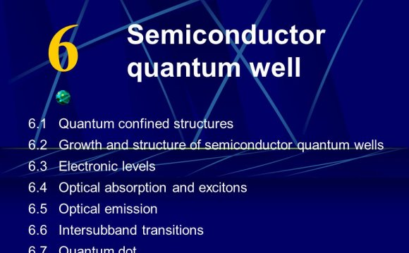 Structure of semiconductor