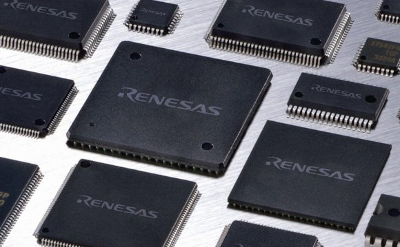 Renesas Electronics was the
