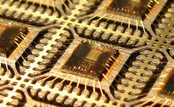 Semiconductor fabrication