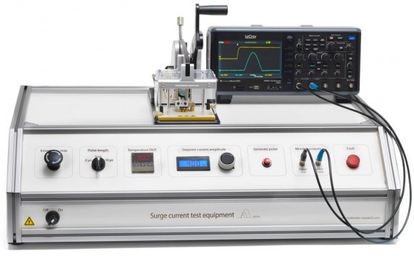 Semiconductor Testing Equipment
