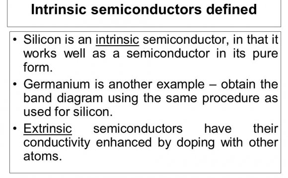 Definition of Semiconductors