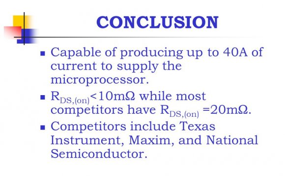 National Semiconductor website