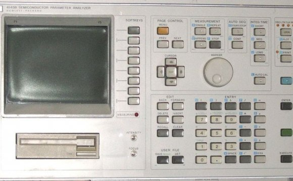 Agilent Semiconductor Parameter Analyzer