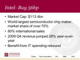 Largest Semiconductor chip maker