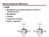 Memory Semiconductor