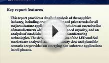 Bharat Book Presents: Compound Semiconductors - Sapphire