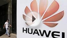 Huawei faces exclusion from planned Canada government network
