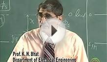 Lecture13- Metal Semiconductor contacts for MESFET (Contd.)