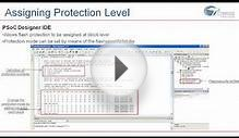 PSoC 1 -- Intellectual Property (IP) Security Features