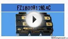 UL Recognized FZ1800R12KL4C IGBT - Use of Semiconductor